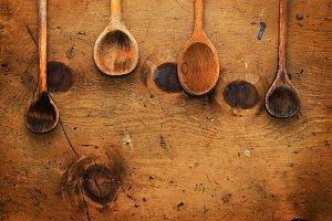 Vintage spoons 2