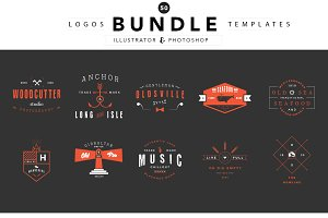 50 Genuine Logo Bundle - Save 70%