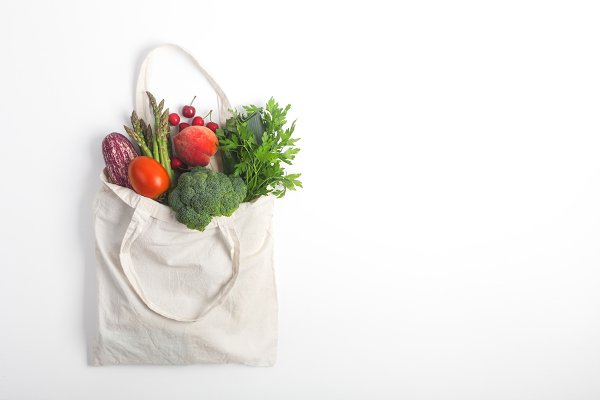 Food Images - Reusable zero waste textile product
