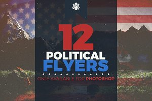Ultimate Political Flyer Bundle