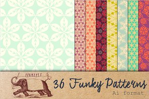 36 Funky Patterns