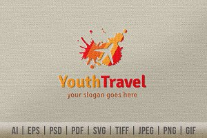 Youth Travel Logo