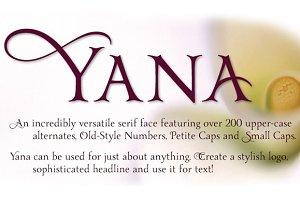 Yana Italic
