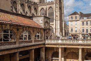 Roman Baths | Bath, England