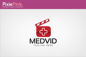 Medvid Logo Template