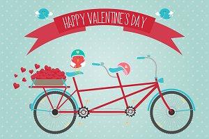 A Valentine's Day Bike Ride
