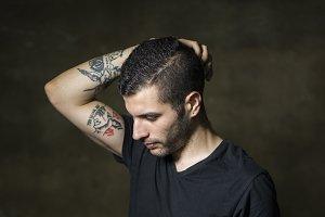Tattoo bad guy