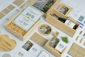 Subtle Wedding Invitation Pack