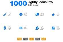 Lightly Icons Pro