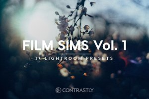 Film Sims Vol. 1 Lightroom Presets
