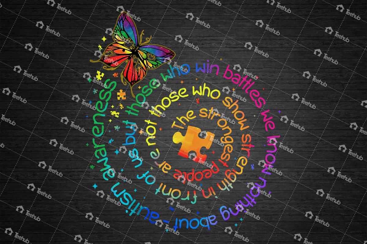 Butterfly Autism Autism Svg Custom Designed Textures Creative Market