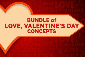 Bundle of Love symbols and concepts