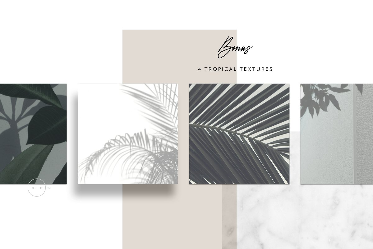 Lifestyle Social Media Pack • Íma in Instagram Templates - product preview 1