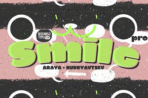 Smile Pro+ Cyrillic -80% All Family