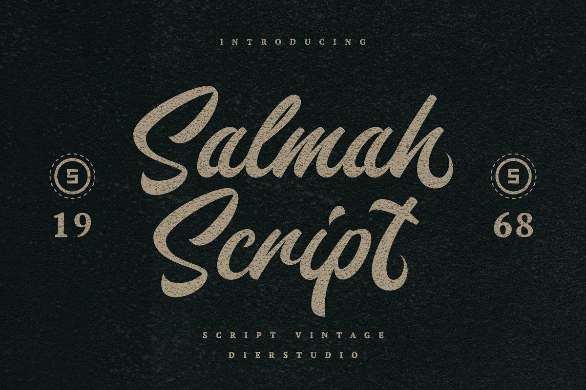 Salmah Script