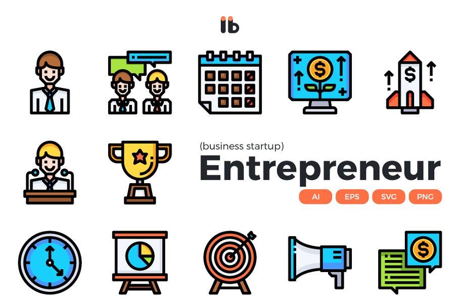 30 Entrepreneur (business startup)
