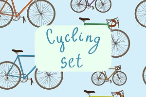 Vector cycling set