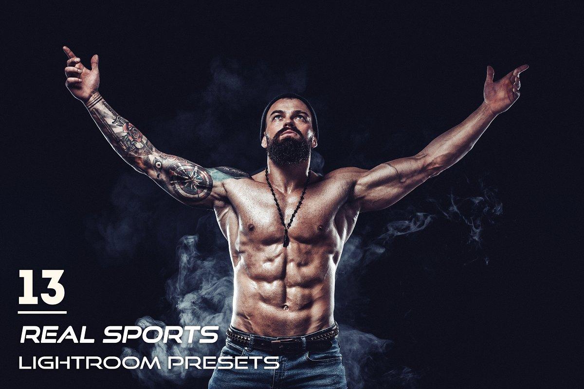 13 Real Sports Lightroom Presets