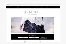 Chanel - Wordpress Theme