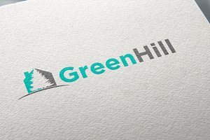 Hill Residence | Logo Template