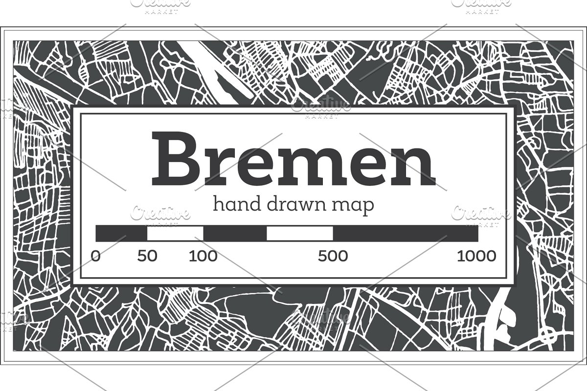 Bremen Germany City Map in Retro ~ Illustrations ~ Creative ... on paris france map, bremen oh, lower saxony, bremen indiana map, bremen flag, north rhine-westphalia, saxony location on map, bremen brew, bremen de, bremen highlighted on map, bremen hamburg map, bremen weather, niedersachsen map, germany's capital map, states of germany, bremen tram, bremen deutschland, bonn europe map, new bremen ohio map, bremen georgia, bremen state, vienna map,