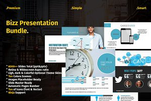 Smart PowerPoint Template Bundle