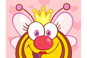 Funny Bees Character Collection - 1