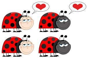 Ladybug Character Collection - 2