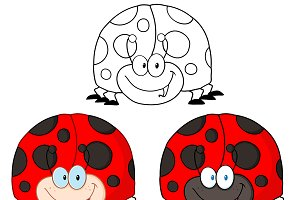 Ladybug Character Collection - 3