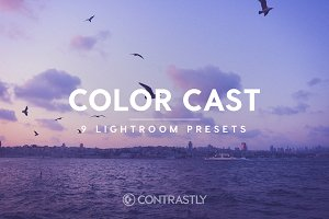 Color Cast Lightroom Presets