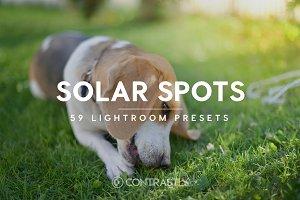 Solar Spots Lightroom Presets
