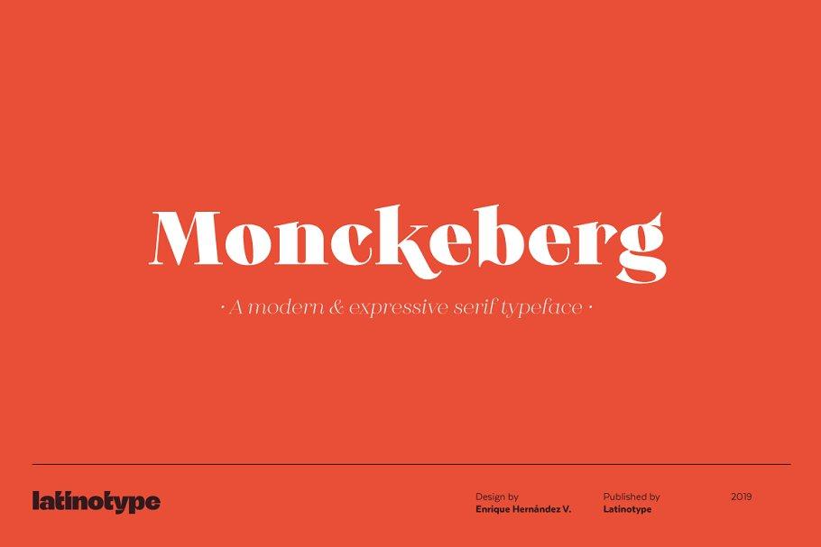 Monckeberg - Intro Offer 79% off