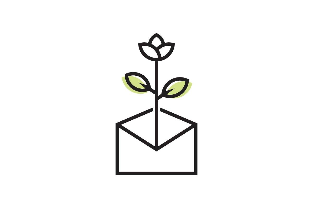 plant mail logo