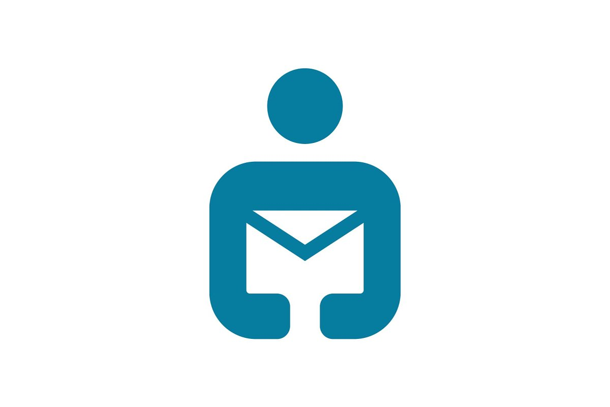 mail courier logo