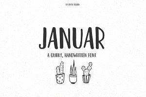 Januar Schrift