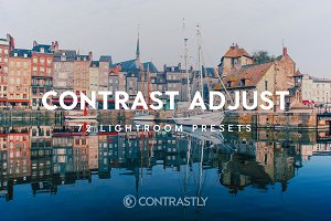 Contrast Adjust Lightroom Presets