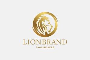 Lion Brand Logo