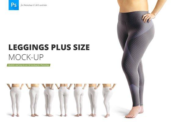 6f699453fa2 Leggings Mock-Up ~ Product Mockups ~ Creative Market