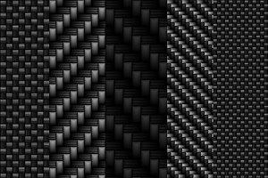 Black carbon textures