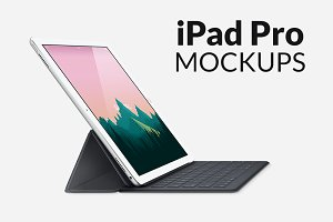 iPad pro Mockups
