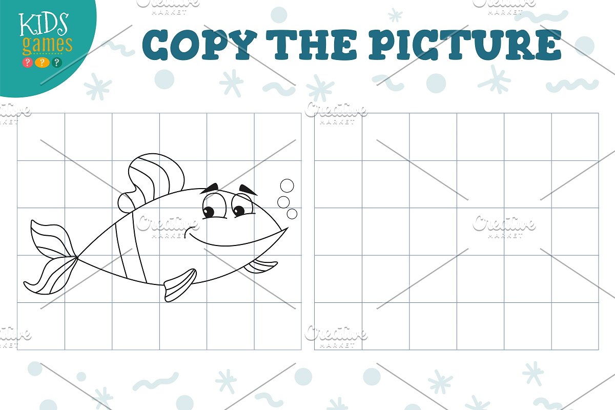 Copy picture vector illustration in Illustrations - product preview 8