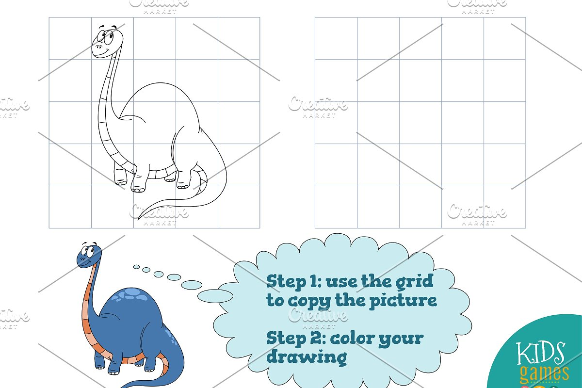 Copy and color picture vector in Illustrations - product preview 8