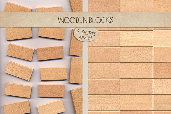 wooden blocks toys texture textures creative market