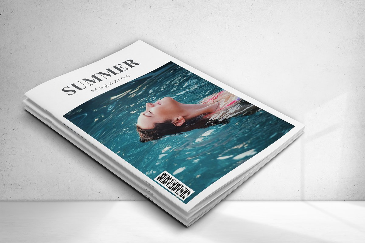 Indesign Magazine in Magazine Templates - product preview 5