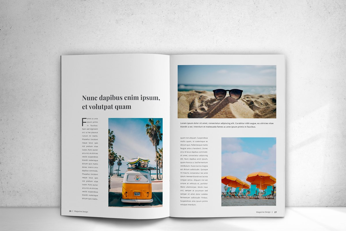 Indesign Magazine in Magazine Templates - product preview 18