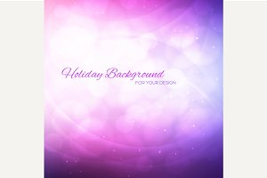 Elegant holiday background