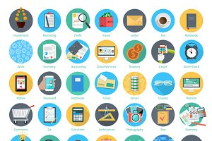 Set of Business 49 Icons