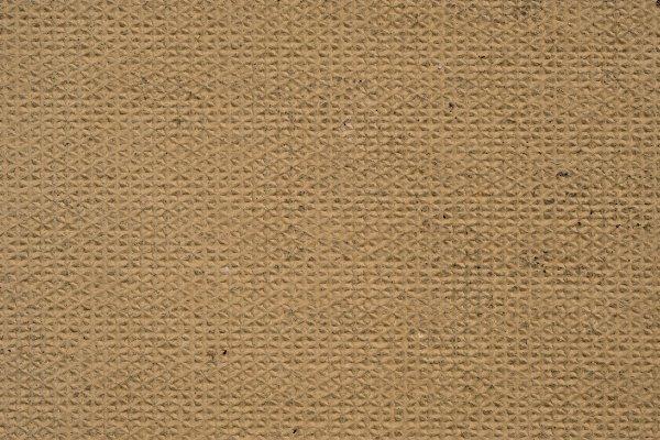 Flexible plastic yellow mat texture