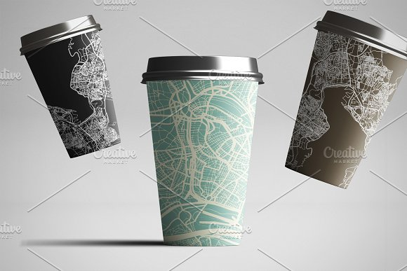 Orleans France City Map in Retro in Illustrations - product preview 2
