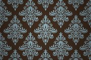 2 classic vector blue-grey pattern